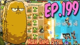 Plants vs. Zombies 2 Got a new Plant Lily Pad - Big Wave Beach Day 1 (Ep.199)