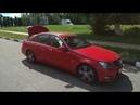 Mercedes-Benz C-class W204 eva коврики в салон и багажник evabel