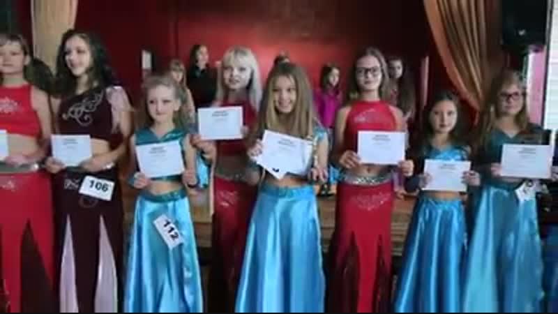 Школа восточного танца Sahara (г.Сумы) - осенний концерт Сердце Сахары 2018