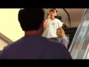[Citizen Cat Pranks] Лает на эскалаторе! (Пранк-реакция)