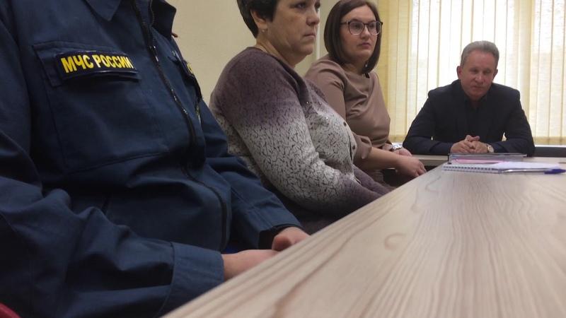 Вопрос о концессиях и тарифах на встрече в УК Квартал