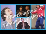 Sebastian Stan - Funniest Moments