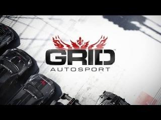 Обзор игры GRID Autosport на руле Logitech G27 - мнение и оценка
