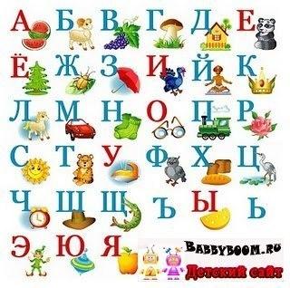 Азбука и алфавит для малышей, игры про алфавит для