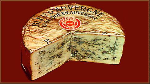 сыр Бле д'Овернь французский купить
