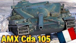 AMX Canon d'assaut 105 Убойных дел Мастер World of Tanks