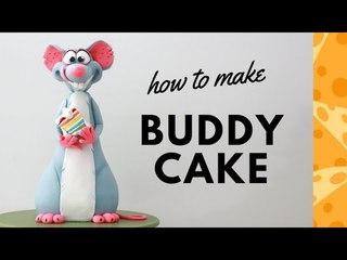 ( https://vk.com/lakomkavk) How to make Buddy cake - The Nut Job