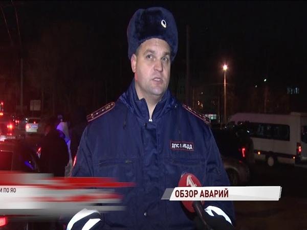 Во время концерта Басты иномарка вылетела на газон у Арены-2000 и повредила несколько машин