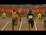 Racing - Tyson Gay VS Usain Bolt and Asafa Powell
