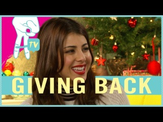 How To Give Back During the Holidays with Daniella Monet - IMO Ep. 126