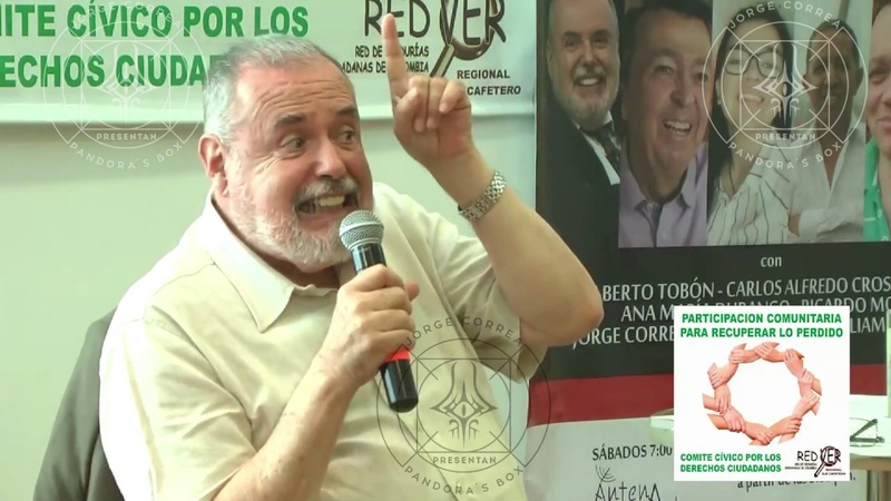COLOMBIA ESTÁ AUSENTE DE PANTALONES ¿GILBERTO TOBON Y RODOLFO HERNANDEZ A LA PRESIDENCIA EN 2022