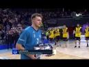 El Real Madrid ofrece el el MVP Movistar de Doncic y el trofeo de Euroliga a su afición