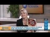 Goddess Alexa Bliss Inteview Breakfast TV Canada WWE Trish Stratus