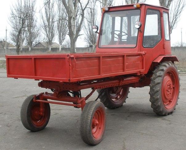 Трактора Т-16 м .