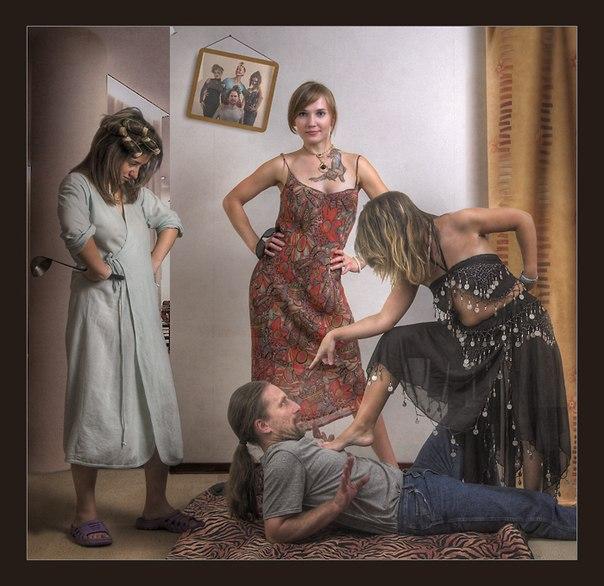 Женское домирирование рассказ фото 703-172