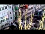 Взрыв газа и обрушение дома в Астрахани.mp4