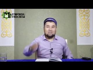 Мен ақидадағы фитнаға араласпаймын _ Ризабек Батталұлы 2017