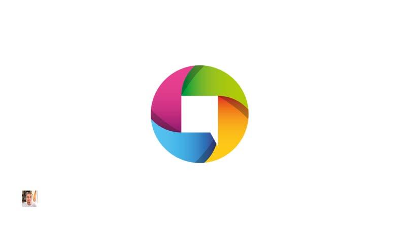 [Tutorial] Social logo - Adobe Illustrator