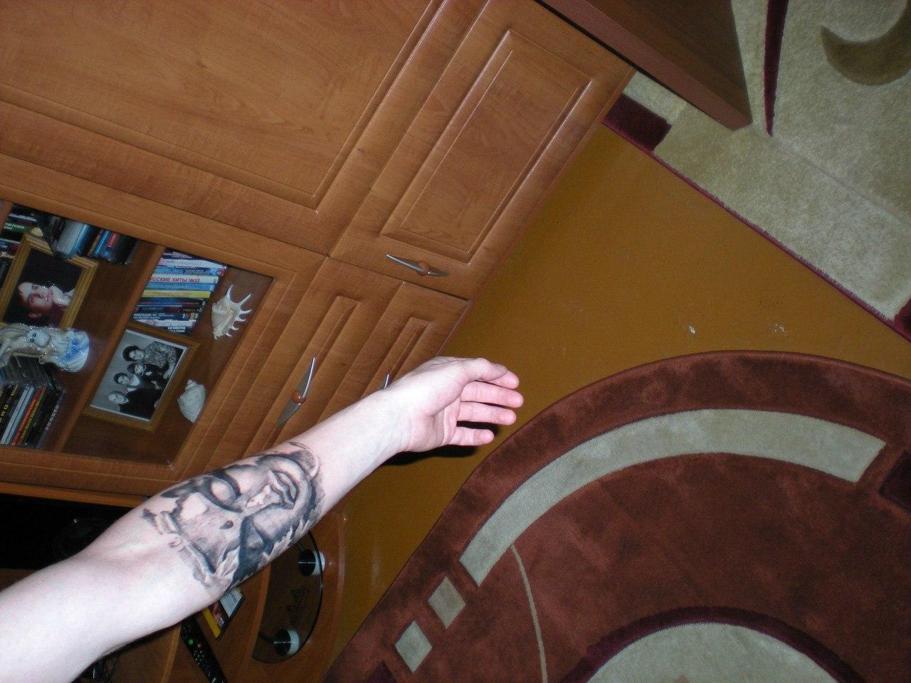 Фото татуировок на внутренней стороне руки