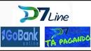 【D7LINE INVESTIMENTOS】☛Saque de R$631,12 Reinvestindo com GoBank Gobank e Bitcoin tudo 100