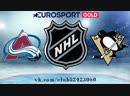 Colorado Avalanche vs Pittsburgh Penguins 04.12.2018 NHL Regular Season 2018-2019 RU