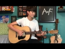 [Andrew Foy 앤디] Ed Sheeran - Perfect - Cover (Fingerstyle guitar)