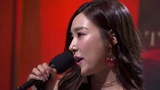 Tiffany Young performs her new single, Over My Skin