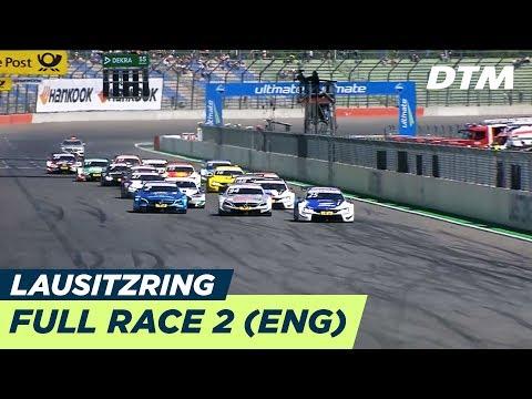 DTM 2018 Lausitz Гонка 4/20