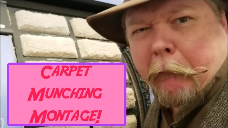 Carpet Munching Montage