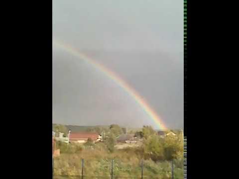 мега-радуга над Ачинском