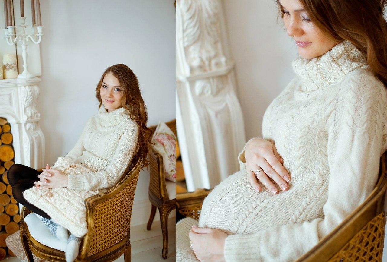 Частное фото беременных девушек 13 фотография