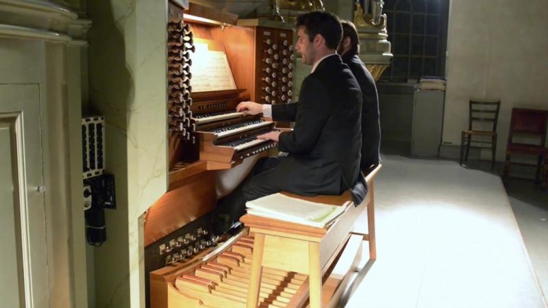 593 J. S. Bach - Concerto a-moll, BWV 593 [after Vivaldi, Op. 3 No. 8, RV 522] - Ulf Norberg
