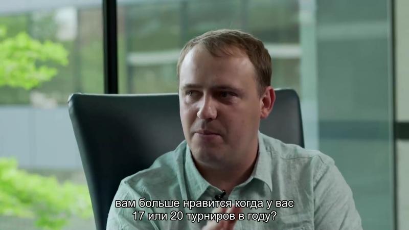Miracle - Интервью TI8 о спаме фразочек Virtus.pro, лучших мидерах (Ru SUBS)