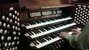 Kenneth Dake Toccata pour grand orgue Op 104 Joseph Jongen