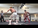 Ikuto Hidaka Isami Kodaka Minoru Fujita vs Fuminori Abe Takato Nakano Takumi Tsukamoto BASARA Vajra 70 Nagasone Kotetsu