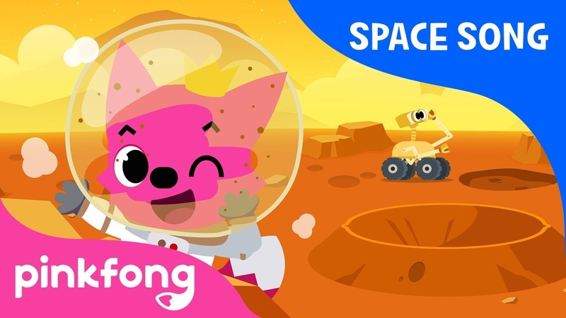 Mars Space Song Pinkfong Songs for Children