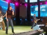 Natalie Imbruglia - Wrong Impression - Live Party in the Park