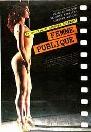 Смотреть Публичная женщина / La femme publique онлайн