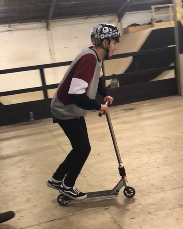 """⚜JACK EVISON⚜ on Instagram: """"Buzzing on this flat new learn🐝😆 🎥 