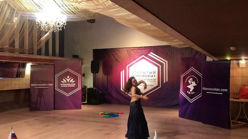 Pearlsekb Elena Izikina Oriental IDance Championship 27 1 19