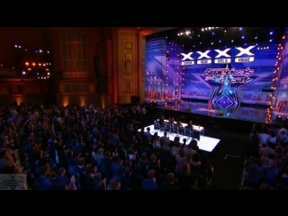 Americas Got Talent 2017 Angelica Hale 9 Year Old Stuns Simon The Crowd Full