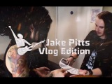 Jake Pitts VLOG Edition - Episode 3 - Magic tricks with Dee Christopher