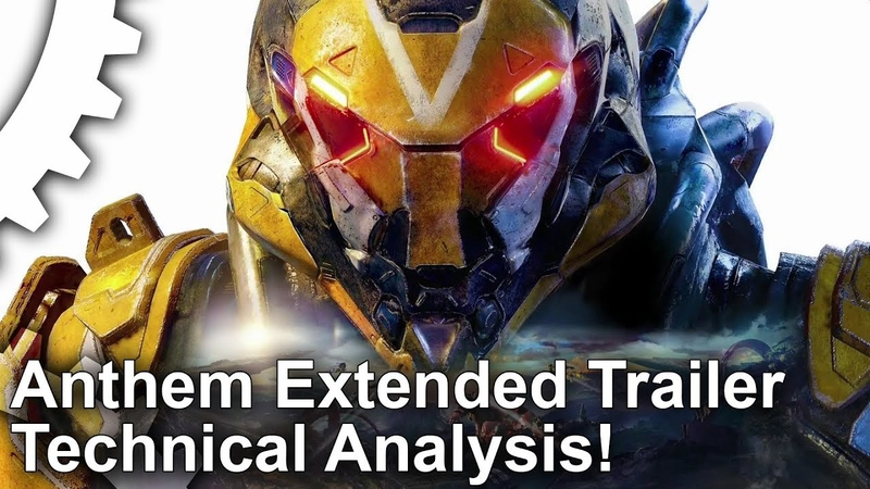 [4K] Anthem Demo Analysis A New Direction For BioWare... And Frostbite