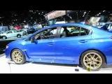 Subaru WRX STI - Субару врх 2015 года