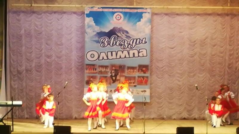 Сибирские топотушки Образцовой ансамбль народного танца Атмосфера