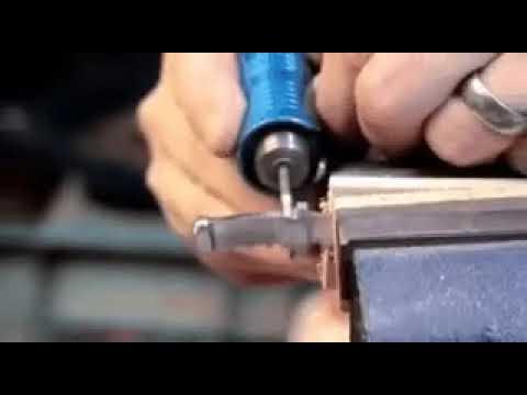 Создание крошечного ножа