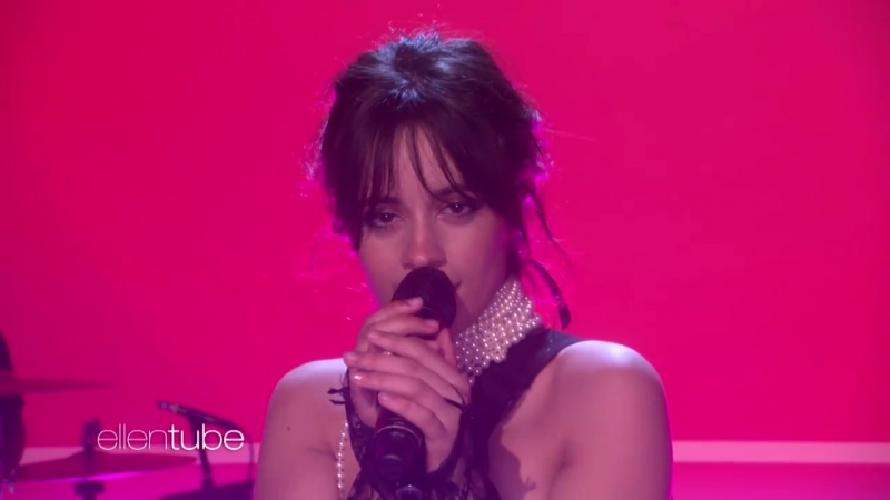 Camila Cabello - Never Be the Same (Live on The Ellen DeGeneres Show)