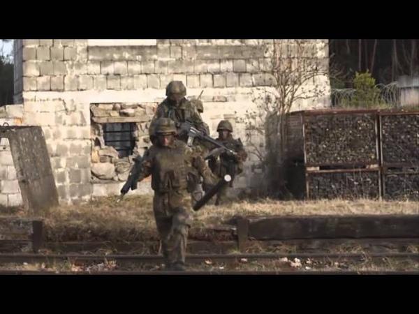 Bundeswehr Objektschutz LwSichTrp Luftwaffen Infanterie Tribute 2014