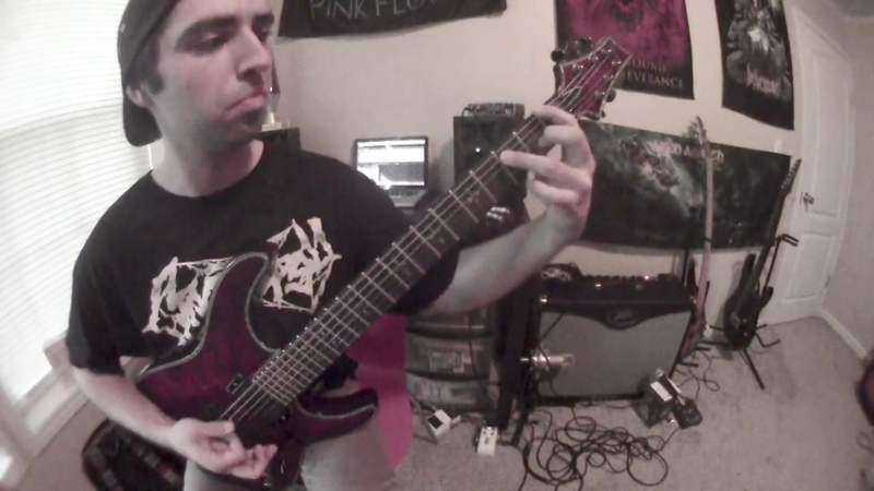 Suffocation - Beginning of Sorrow - Guitar Cover