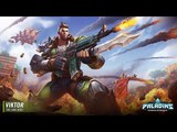 Paladins - Visual Rework - Viktor, The Lone Wolf